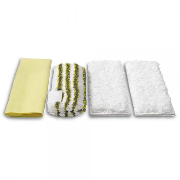 Mikrofaser Tuchset Bad Reinigungstücher Putzlappen für Dampfreiniger