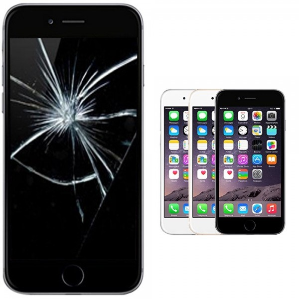 Apple iPhone 6 Display Glasscheibe Reparatur