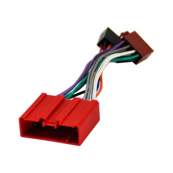 KFZ Autoradio Adapter Stecker ISO 21B für Mazda