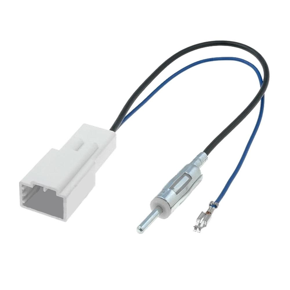 DIN für Toyota KFZ Autoradio Antennen Adapter Stecker Kabel AA ISO
