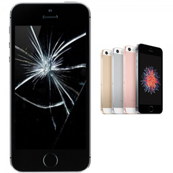Apple iPhone SE Display Reparatur - Display Glas Reparatur