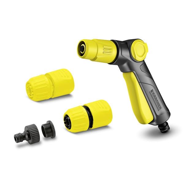 Kärcher Spritzpistole Set mit Schlauch Kupplung und Verbindungsstück