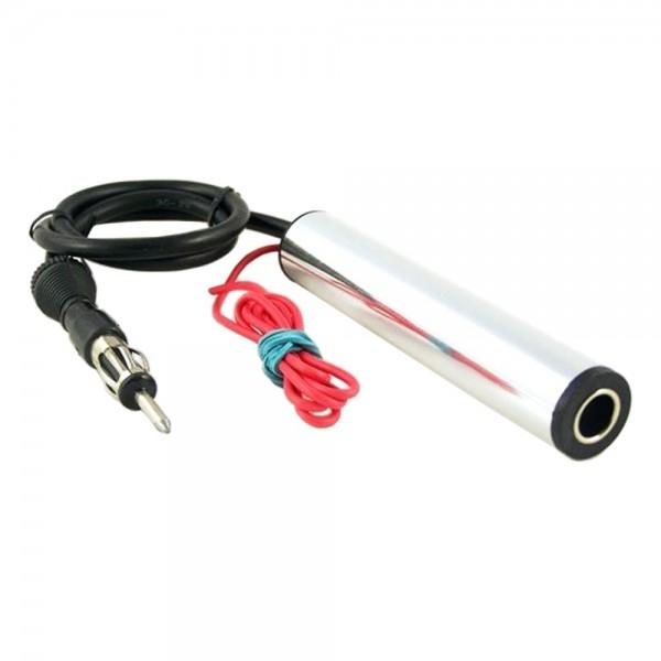 Autoradio Antennen Verstärker ISO FM/AM DIN Anschluss