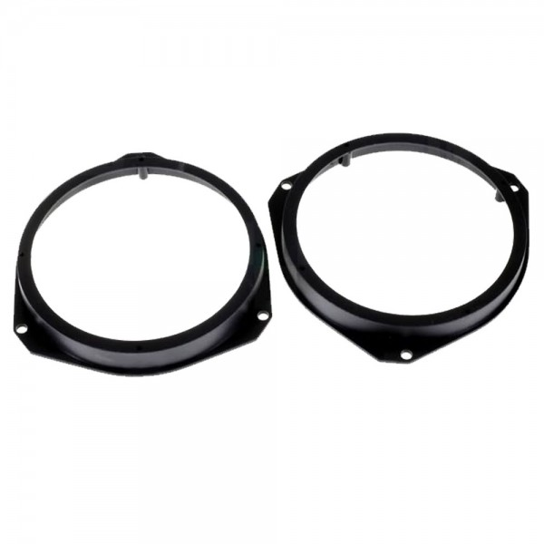 Auto Lautsprecherrahmen Lautsprecher Adapter Ringe für Fiat