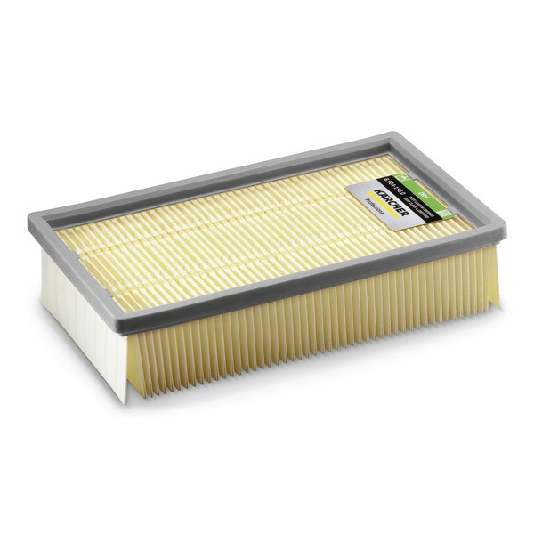 Flachfaltenfilter Filter 6.904-156.0 für Kärcher NT 14/1 & NT 351 Staubsauger