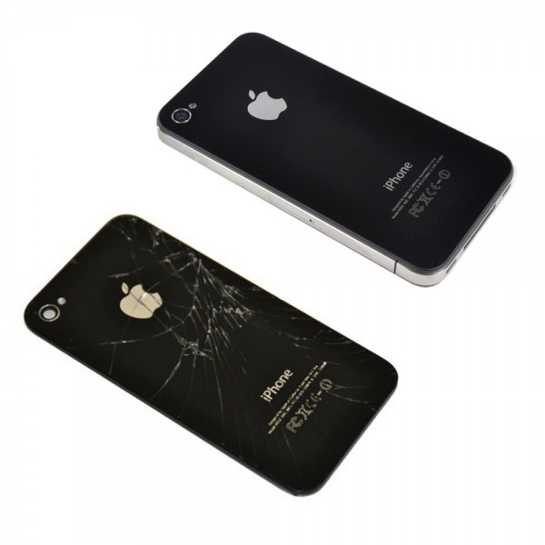 Apple iPhone 4 BackCover Glasscheibe Reparatur