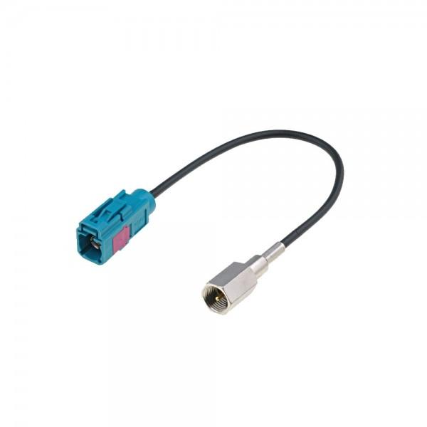 KFZ Autoradio GPS Adapter Antennenkabel FME Stecker - Fakra Buchse A9540