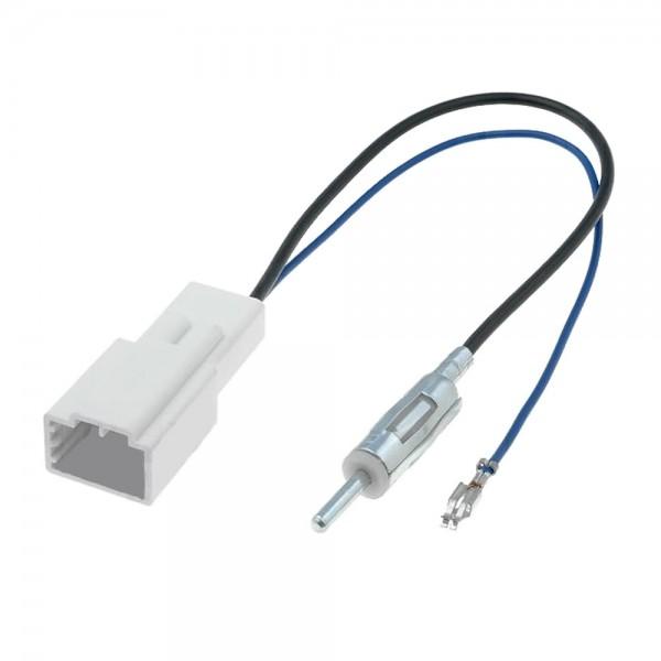 KFZ Autoradio Antennen Adapter Stecker Kabel AA ISO - DIN für Toyota