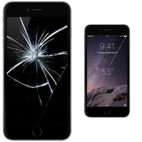 Apple iPhone 6 Plus Display Glasscheibe Reparatur