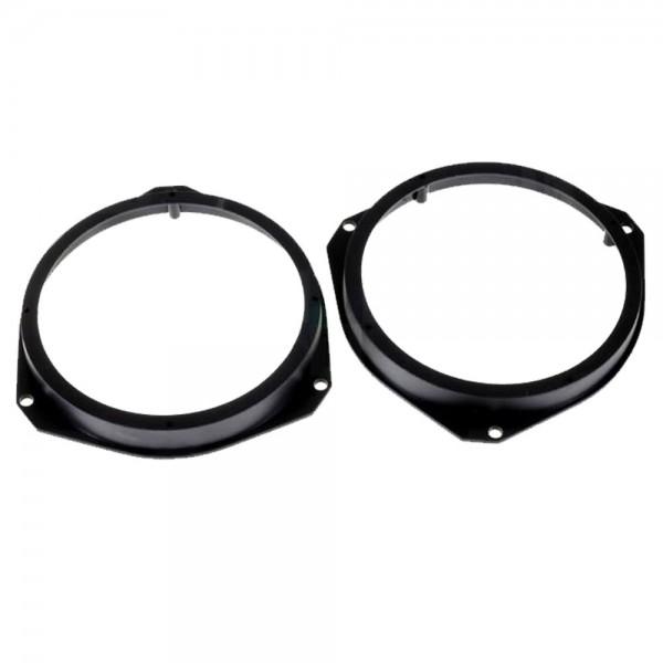 Lautsprecherrahmen Lautsprecher Adapter Ringe für Citroen Fiat Opel Peugeot