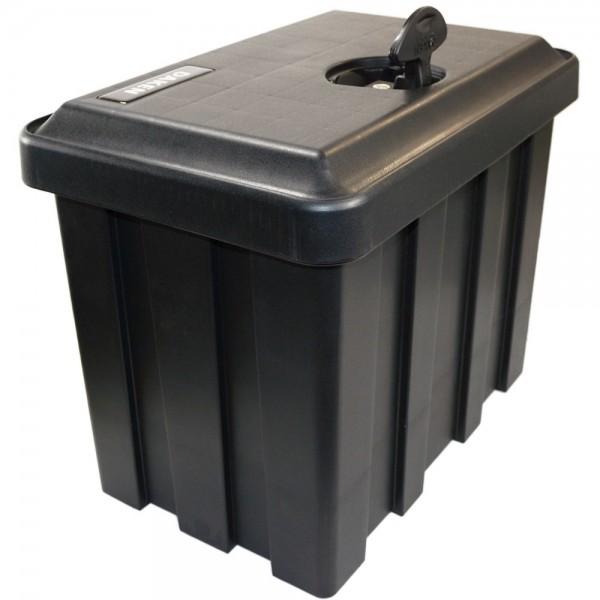 Werkzeugbox 41,5L Werkzeugkiste Staubox Gurtkiste Staukasten 40x50x35cm